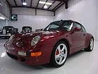 1997 PORSCHE CARRERA 4S COUPE, SOUTHERN CALIFORNIA CAR UNTIL 2012, WELL-OPTIONED