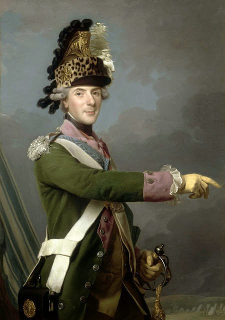 Alexander Roslin - Louis de France, the Dauphin of France (1765)