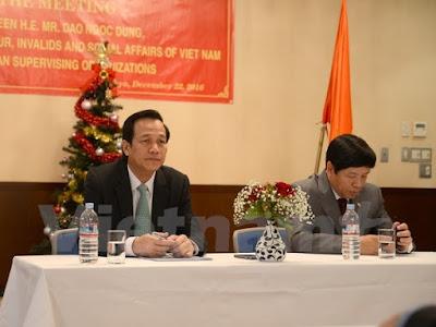 Thúc đẩy hợp tác mới trong lĩnh vực lao động với Nhật Bản