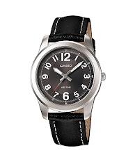 Jam Tangan Pria Tali Rantai Casio Standard : MTP-V301D-1A