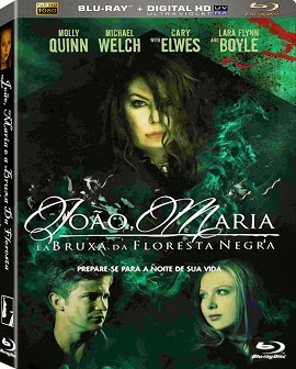 Download João e Maria e a Bruxa da Floresta Negra (2014) BRrip Blu-Ray 1080p Dublado Torrent