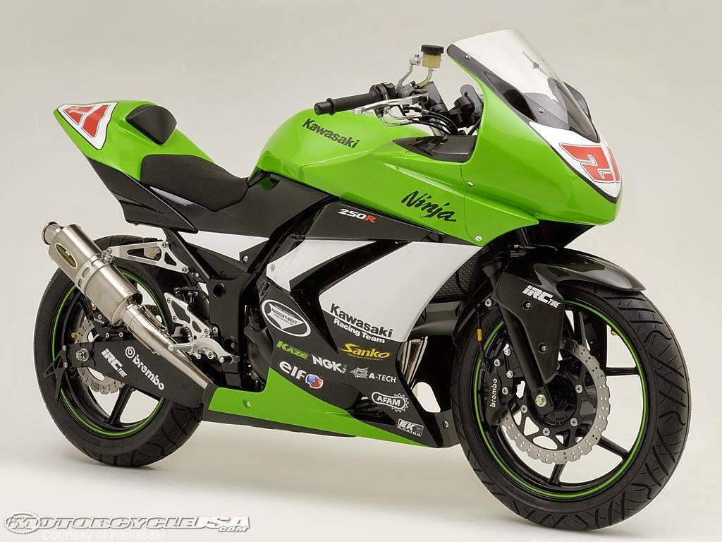 Motor Honda Cbr 250 Modifikasi