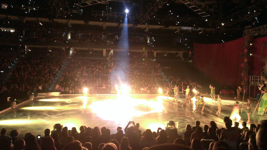IMAG5082 Disney on Ice   Lets Celebrate {Review}