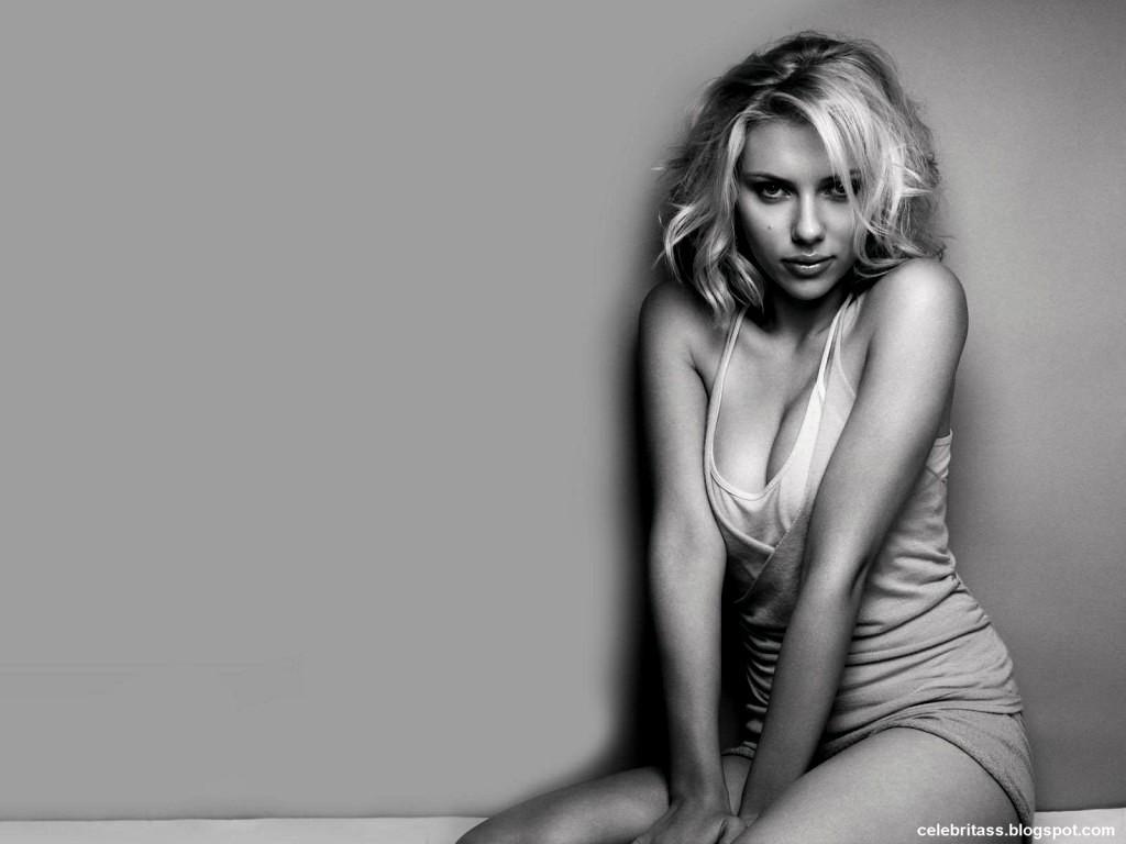 Scarlett Johansson widescreen wallpapers 3