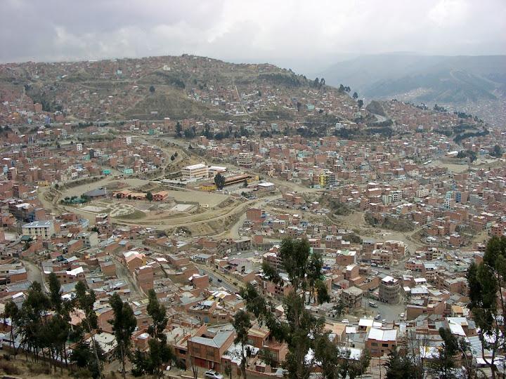 Fotos de La Paz, Bolivia