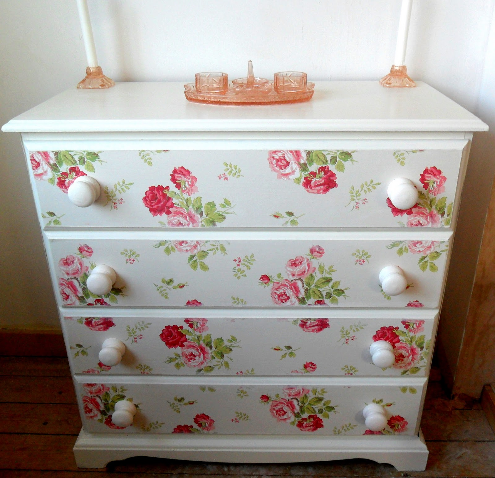Mary Poppins The Chest Of Drawers Makeover