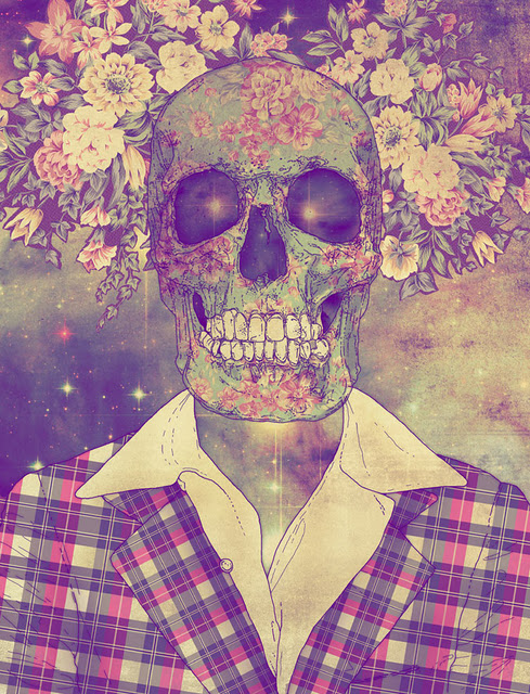 Fab Ciraolo arte Too Late To Die Young