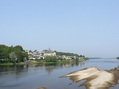 french village diaries cycling Loire Saumur to Tours Holidays France