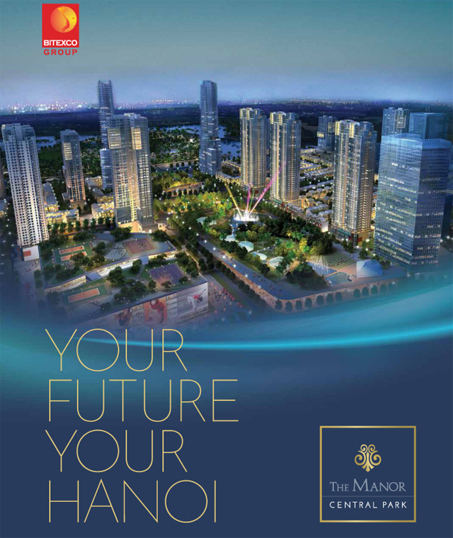 The Manor Central Park - Your Future Your Hanoi