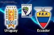 Uruguay Ecuador online vivo Sub20 Horario14enero