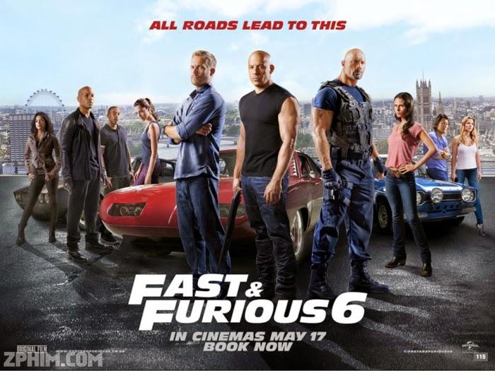 Ảnh trong phim Quá Nhanh Quá Nguy Hiểm 6 - Fast & Furious 6 1