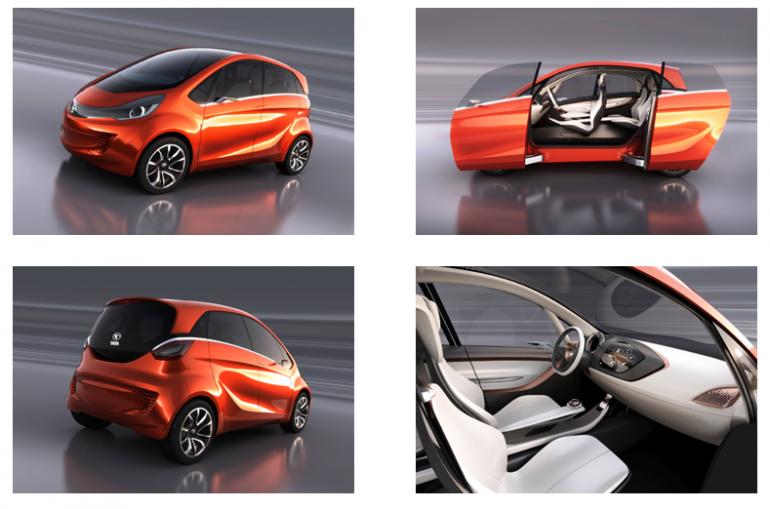 Sameeras Blog Tata Megapixel Global City Car Full Of Surprizes