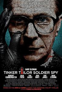 Thợ Máy, Thợ May, Người Lính, Giáp Điệp - Tinker, Tailor, Soldier, Spy poster