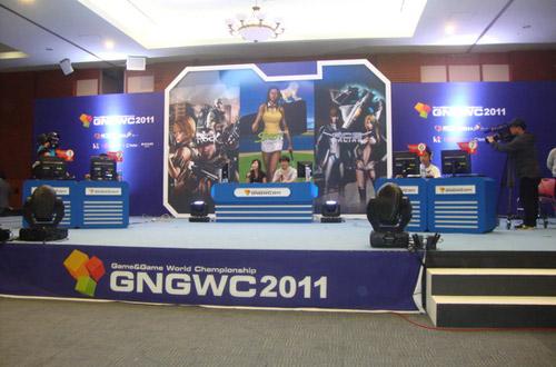 Phi Đội Việt Nam đăng quang vô địch GNGWC 2011 2
