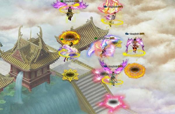 Tỏa sáng cùng cánh thiên thần của Hùng Bá Thiên Hạ 1
