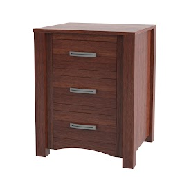 Dakota Nightstand with Drawers