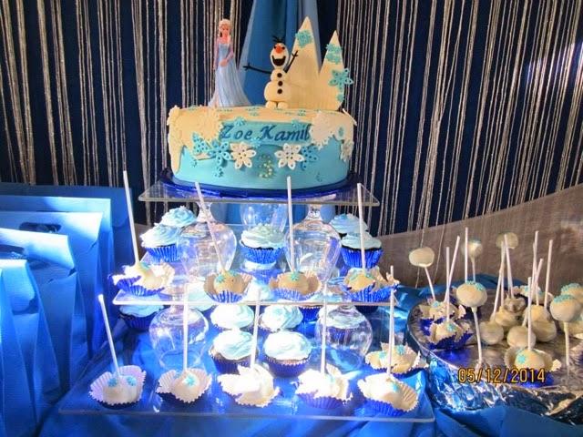 frozen frozen fever JnyJ jneej cakes