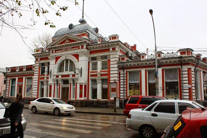 Shoppping, Irkutsk, grand buildings