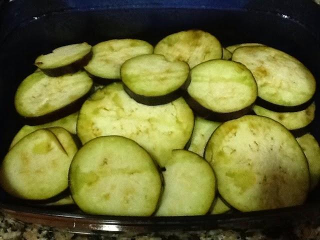 Cocinar Berenjenas En Microondas | Cocina Con Microondas Milhoja De Berenjena