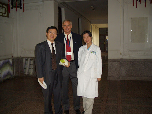 Dr. Harsha and Colleagues