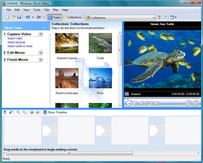 window 7 movie maker free download software