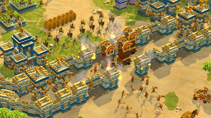Nền văn minh Babylon trong Age of Empires Online - Ảnh 3