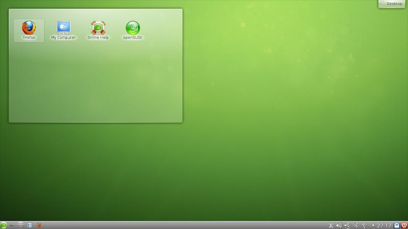 openSuSE 12.2 Beta 1