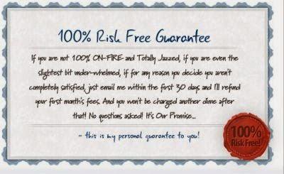 free sales letter guarantee creator