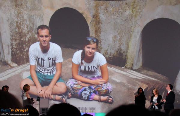 gala blog roku onet 2012 - paczki z podróży
