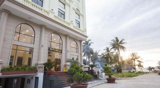 Khách sạn Sandy Phú Quốc tuyển dụng tháng 07/2017