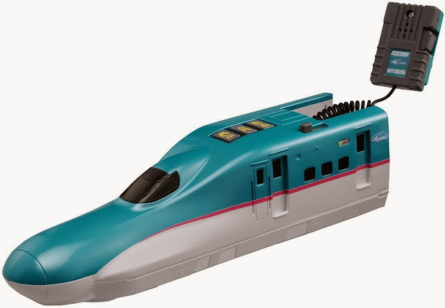 Tàu hỏa BS-01 E5 Hayabusa có Micro