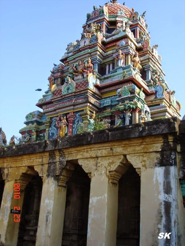 Sri Manickavannar Temple, Thiruvazhkoliputhur, Mayiladuthurai - 275 Shiva Temples