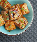 Thumbnail image for Tofu in Garlic Sauce