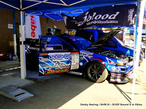 D1GP 2011 - Round 6 - by Drift.fr - Part 1