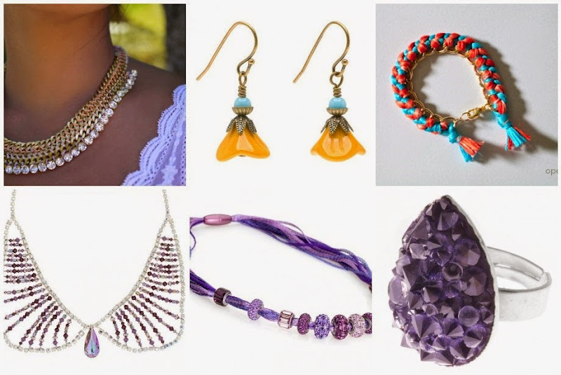 Octoberberry Fall Jewelry Tutorials