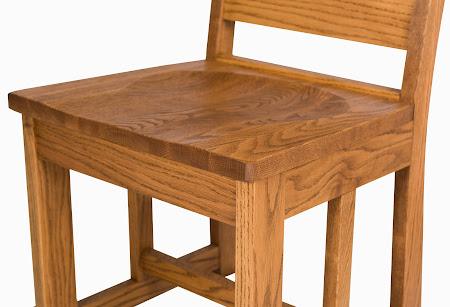 Santego Dining Chair in Seely Oak