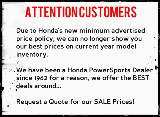 Honda of Chattanooga in TN - Wholesale Honda PowerSports Dealer since 1962