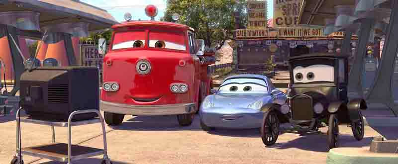 Free Download Single Resumable Direct Download Links For Hollywood Movie Cars (2006) In Dual Audio
