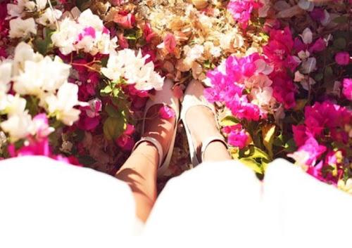 Zara Gary Pepper Blogger Floral Photography