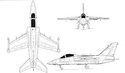 ¿Y si fabricamos AMX para remplazo de A4-AR y Super Etendard ?  Aermacchi-amx