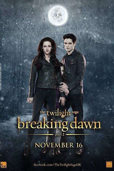Chạng Vạng 5: Hừng Đông (Phần 2) - The Twilight Saga 5: Breaking Dawn (Part 2)
