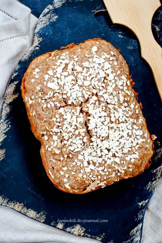 Бездрожжевой хлеб хлебопечке рецепты фото