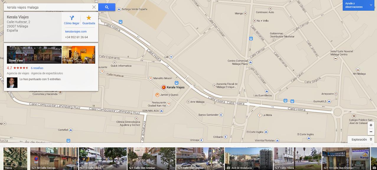 Nuevo Google Map