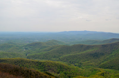 View from Rocky Knob