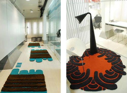 Съвременни модерни килими