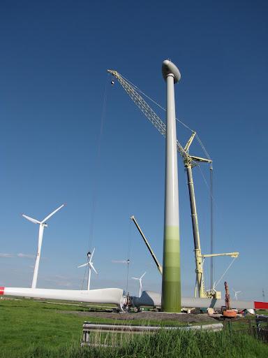 Repowering in Schleswig-Holstein