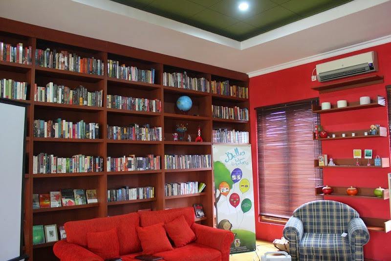 Perpustakaan Rimba Baca