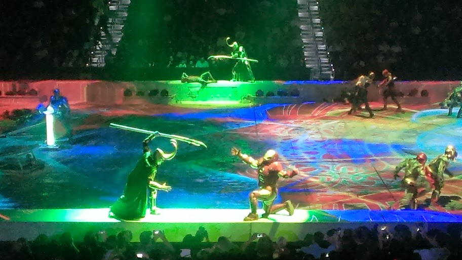 IMAG5473 Marvel Universe Live! {Review and Giveaway}