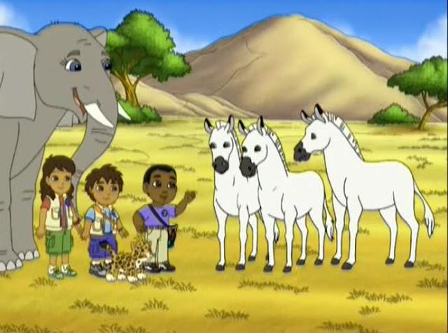 SAFA1 Go Diego Go Rescate en el safari (2007) DVDRip Audio Latino