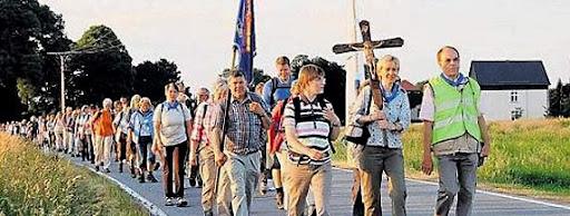 Паломничество к Богородице в Верль. Изображение сайта www.derwesten.de, архив